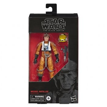 Star Wars The Black Series Wedge Antilles Action Figure